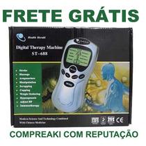 Massageador Fisioterapeia Tens & Fez Acupuntura Portátil