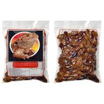 Larvas Tenébrios Bicho Da Seda + Brinde | Répteis