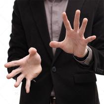 Mágica Do Dedão + Lenço + Manual Vídeo = Dedo Falso Thumbtip