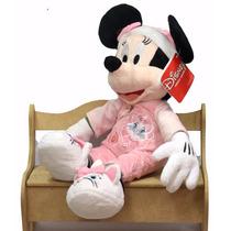 Minnie Mouse Pelucia Baby Gatinh Musical Disney Frete Gratis