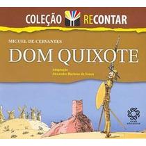 Livro Dom Quixote- Coleçao Recontar