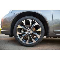 Calotinha Central Da Roda Honda New Civic 2015 Aro 17 Nova