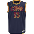 Camisa Nba Oficial Cleveland 23 Lebron James