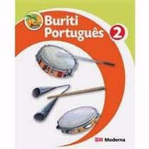 Livro Projeto Buriti Português 2 Editora: Moderna
