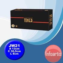 10 Caixas P/ Toner Sem Alça 13 X 30,5 X 8 Cm Jw21 Embalagem