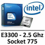 Intel Celeron Dual Core E3300 2.5ghz/1mb/800 Socket775 64bit