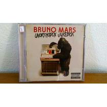 Cd Bruno Mars- Unorthodox Jukebox