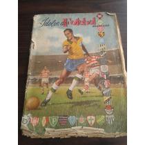 Album De Figurinhas - Idolos Do Futebol Brasileiro 1956