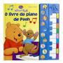 O Livro Do Piano De Pooh - Disney - Dcl