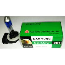 Lâmpada H27 27w Tipo Xenon Eagleye® 881 Inmetro Super White