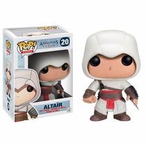 Boneco Funko Pop Games: Assassins Creed Unity - Altair.