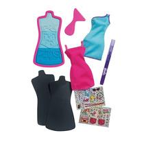 Kit Barbie Refil De Vestidos - Mattel - 4babies
