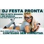2dvds Djs Festa Pronta 600 Musicas +30 Sets Mixados 2015