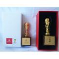 Taça Oficial Fifa Copa Do Mundo 2014 - Miniatura Emirates