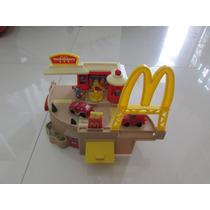 Brinquedo Mac Donalds Mini Para Colecionador