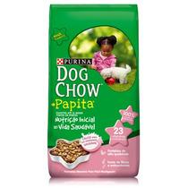 Ração Para Cães Filhotes Purina Dog Chow Papita 15 Kg