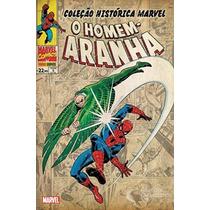 Panini Coleção Histórica Marvel - O Homem-aranha (# 5 Ao 8)