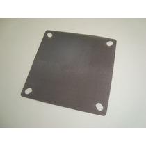 Kit C/ 4 Filtros Nylon P/fan 120mm - Preto Lavável