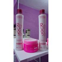 Kit Home Care Hidratação Revive Absoluty Color