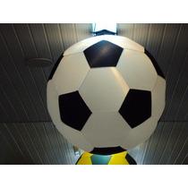 Sputnik Bola 90cm De Diametro,decoração,dj,buffet,olimpíada