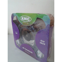 Kit Relação Bros Nxr150 Aço 1045 Original C/ Retentor - Kmc