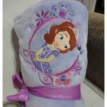 Cobertor Manta Bebe Princesa Sofia Disney 150 Cm
