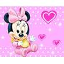 Kit Festa Provençal Minnie Baby Arte Cartões Convites