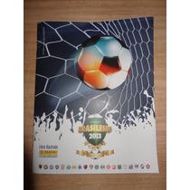Álbum Campeonato Brasileiro 2013 Completo !!!