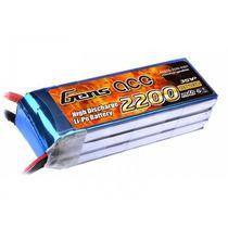 Bateria Lipo 3s 11.1v 2200mah 60c Gens Ace