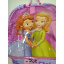 Disney #store Mochila Princesa Sofia Original Importada Nova