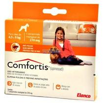 Anti Pulgas E Carrapatos Comfortis 4,5 A 9kg 270mg