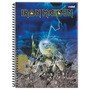 Caderno Iron Maiden 1 Materia 96 Folhas