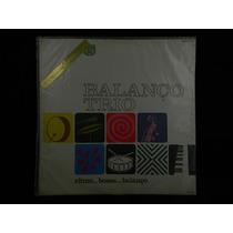 Balanço Trio 1965 Ritmo Bossa Balanço
