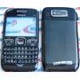 Carcaça Nokia E72 Original Preto + Teclado Completa