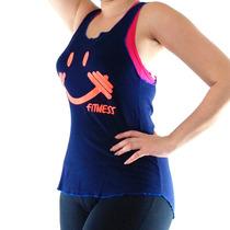 Kit 10 Regata Camiseta Feminina Fitness Academia Ginástica