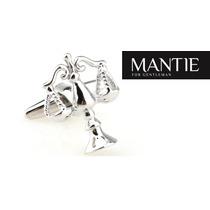 Abotoadura Mantie - Direito
