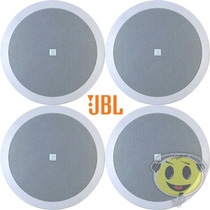 Arandela Som Ambiente Jbl Selenium 4 Unid P/ Gesso Kadu Som