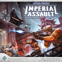 Star Wars Imperial Assault - Jogo De Tabuleiro Importado Ffg