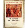 Livro - Os Contos De Cantuária - Geoffrey Chaucer