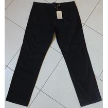 Calça Jeans Masculina C/elastano Bolso Faca - Co2
