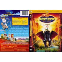 Dvd Os Thornberrys - O Filme, Infantil / Animação, Original