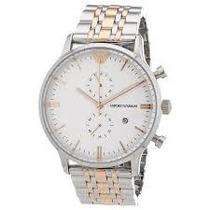 Relógio Emporio Armani Ar0399, Original, Garantia Completo