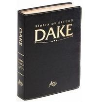 Bíblia De Estudo Dake (nova Edição Almeida Clássica)