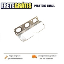 Junta Coletor Escape Bmw 330i 24v 2000-2005 Original
