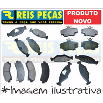 Pastilha Freio Honda Accord 1.8 16v 90/9