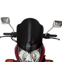 Para-brisa Bolha Honda Cb300 Cb 300 Fumê Motovisor