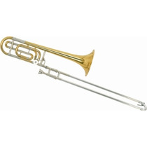 Ny Ny-tb200vr Trombone Vara C/ Rotor Sib/fa - Frete Grátis