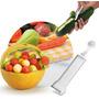 Cortador Descascador Furador Boleador Frutas Legumes Keita