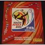 Álbum Copa Do Mundo 2010 - Completo - Perfeito Estado Original