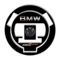 Protetor Boca Bocal Tampa Tanque Moto Bmw Speed Style